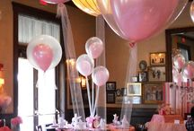 Pinky baby shower