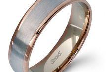 Men's Wedding Rings / by Jon Lee