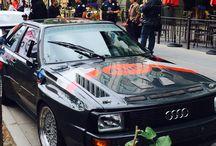 Audi Coupé sport