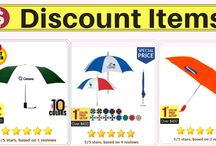 Discount Item / Find the best quality umbrellas at lowest price.Order in bulk & get attractive discounts.