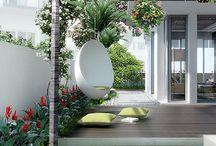 Houses & interior