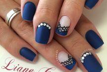 azuis lindos