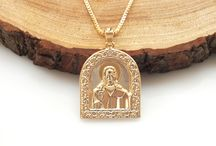 Jesus necklace Blessed in the church of the holy sepulchre / Jewelry Blessed in the church of the holy sepulchre on the stone of Anointing