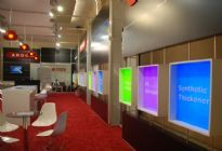 EXHIBITION-ARA / Modular system, Exhibition stands, Integra system, modular architecture