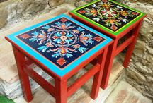 *painted furniture*