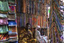 Afrikaanse stoffen