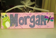 Morgan / by Pam McCarty