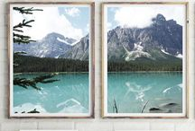 Mountain Landscape Prints