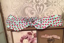 Headbands / Handmade made headbands for adults and children