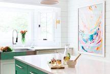 Kitchens / Kitchens, details, interior design,