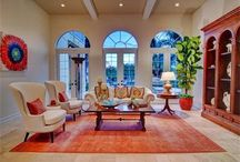 Coastal Living Rooms / Showcasing the beautiful, stunning and unique living rooms of Coastal Sotheby's International Realty Listings.