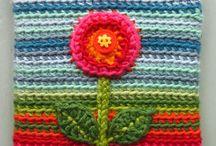 """Mes del Crochet / Suma tus proyectos a este board colaborativo!  Pone """"@animateatejer - Mes del crochet"""" en el comment de tu foto, para hacernos saber que la quieres agregar al board!"""