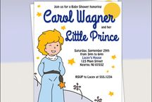 Le Petit Prince - Little Prince Baby Shower Ideas