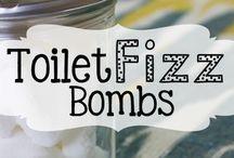 toilet fizzers