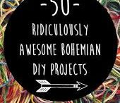 Bohemian DIYs