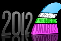 ASP World Surfing Awards / ASP World Surfing Awards // logo design, event branding, 3D animation