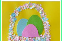 Kindergarten Easter / Lessons, links, and various activities for kindergarten / by Holly Cooper