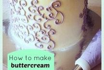 How to make firm buttercream