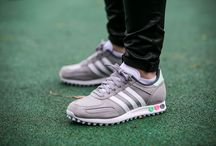 "adidas LA Trainer Women ""Light Granite"" (S75261)"