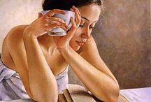 Las mujeres que leen ....