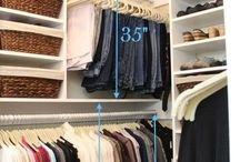 clever bedroom closet solutions