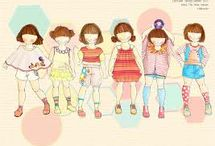 Fashion beauties
