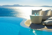 Great Places / Hotel Petasos where we stayed in Mykonos, Greece