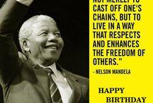 Nelson #Mandela Day