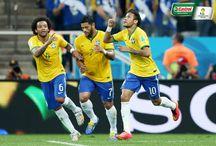 Neymar , Hulk i Marcelo