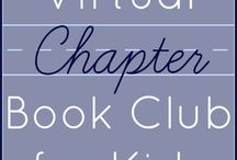 Virtual Chapter Book Club for Kids / Virtual Chapter Book Club features a new theme and spotlights a new chapter book series each month! Bloggers will share book related crafts and activities to help kids connect with books. Check out http://www.virtualbookclubforkids.com/2013/09/25/virtual-chapter-book-club-for-kids/ for more details!