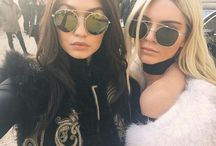 Kendall&Gigi / My Fav, my Queens, my Goal