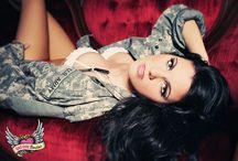 Military Boudoir