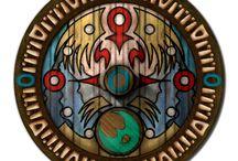 Zelda / Gute Vorlage für eine Uhr