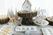 Sweet Tables / by La Fiesta de Olivia