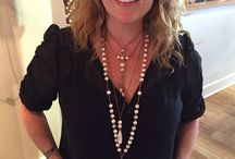 Pearl Posse Pics / Layering ideas for Wendy Mignot Designs by: La Vie Est Belle, Seaside, FL