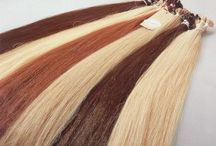 Great Length's hair extensions