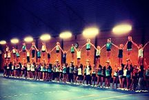 Cheerleading ❤️❤️❤️