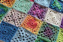 Skrap yarn projects