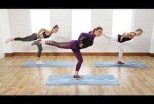 Barre/Pilates - Lower Body