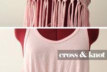 Thrift shop wardrobe