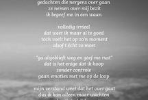 Nederlandse gedichten