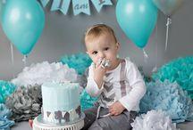 Baby birthday inspo