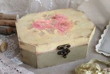 favorite shabby artworks / shabby chic box and co.