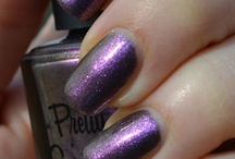 Pretty Serious  / Photos of polishes from Pretty Serious Cosmetics