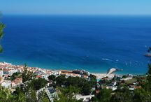 Sesimbra / This traditional fishing village surrounded by Arrábida Natural Park is a seaside favorite location near the capital with great beaches, scuba diving and snorkelling spots. If you're into seafood there are excellent and affordable seafood restaurants, trendy bars and a vibrant nightlife during the summer.