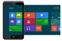 Windows Phone 8 by Microsoft