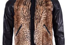 Saint Laurent Paris: Marmot Fur Leather Jacket; 4.000€