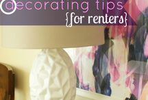 Rented Home DIY