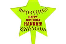Softball / by hannah cole