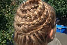 Hairstyles / by Lauren Williams
